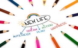 New life. Concept interest dream etc royalty free stock photo