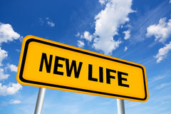 New life sign Royalty Free Stock Images