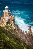 The New Lighthouse of Cape Point Stock Image