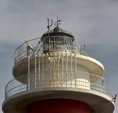 New lighthouse top La Palma Royalty Free Stock Image