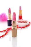 New lipstick Royalty Free Stock Image