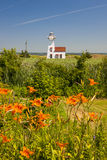 New London Range Rear Lighthouse, PEI Stock Photography