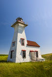 New London Range Rear Lighthouse, PEI Stock Photo