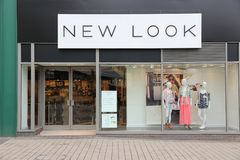New Look fashion Royalty Free Stock Images