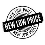 New Low Price rubber stamp Royalty Free Stock Photography