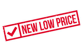 New Low Price rubber stamp Royalty Free Stock Image
