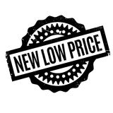 New Low Price rubber stamp Royalty Free Stock Images