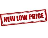 New low price Stock Photos