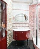 New luxury bathroom Stock Image