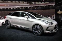 New Luxury Citroen DS5 Royalty Free Stock Image