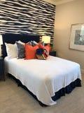 Model Luxury Home Interior. Stock Photo