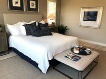 Model Luxury Home Interior. Royalty Free Stock Photos