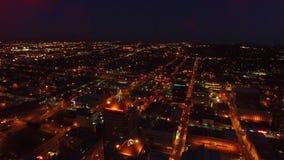 New México aéreo Albuquerque almacen de video