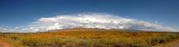New México Pano Fotografía de archivo libre de regalías