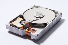 New magnetic disk Royalty Free Stock Image