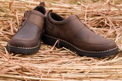 Free New Man S Boots Stock Image - 6847561