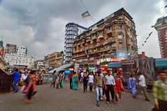 New Market: Kolkata's Famed Shopping Hub Stock Photography
