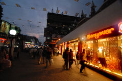 New Market: Kolkata's Famed Shopping Hub Royalty Free Stock Images