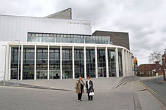New Marlowe theatre opens its doors. Royalty Free Stock Photo