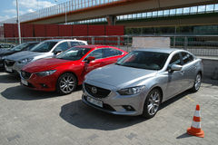 New Mazda 6 Stock Image