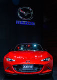 The New Mazda MX-5. Royalty Free Stock Photo