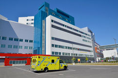 New McGill University Health Centre Royalty Free Stock Image