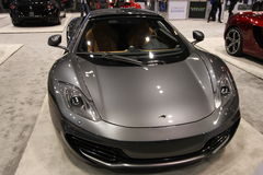 New McLaren Spider 2014 Royalty Free Stock Photos