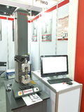 New measuring tools in Asiean metallex 2014 bitec bangna ,bangkok Stock Photography