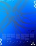 New Media 01. New media computer illustration royalty free illustration