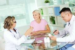 New medicine Royalty Free Stock Photos
