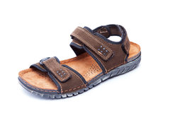 New men's fashion sandal Stock Photo