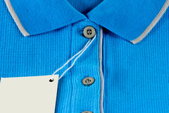 New men's Polo T-shirt Stock Images
