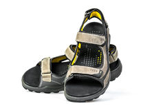 New men's sandals Stock Photos