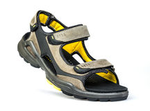 New men's sandals Stock Images