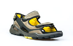 New men's sandals Royalty Free Stock Image