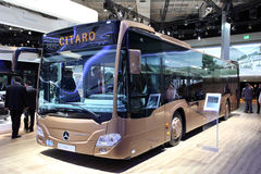 New Mercedes Benz Bus Citaro Royalty Free Stock Images