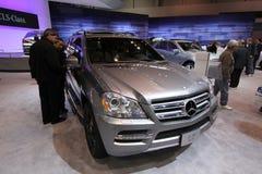 New Mercedes GL-350 Royalty Free Stock Photos