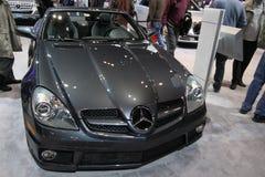 New Mercedes SLK 300 Cabriolet Stock Image