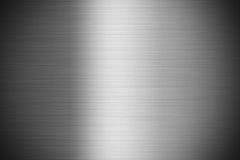 New metal surface texture background Royalty Free Stock Photos