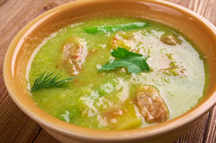 New Mexican Green Chile Stew Stock Images