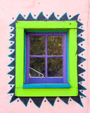 New Mexico Gallery Window Royalty Free Stock Images