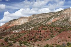 New Mexico Landscape Stock Photos
