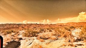 New Mexico. Landscape photo of New Mexico desert stock images