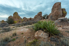 New Mexico Landscapes Royalty Free Stock Photography