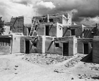 New Mexico Pueblo Royalty Free Stock Image