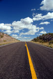 New Mexico Road Trip Royalty Free Stock Image