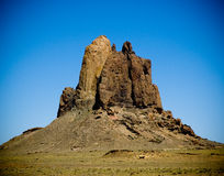 New Mexico Rock Formation Royalty Free Stock Photos