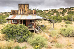 New Mexico Shack Stock Images