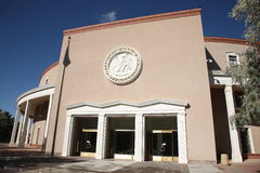 New Mexico State Capitol Building Stock Image
