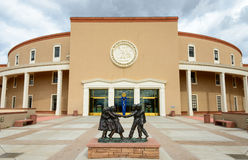 New Mexico State Capitol Stock Photography